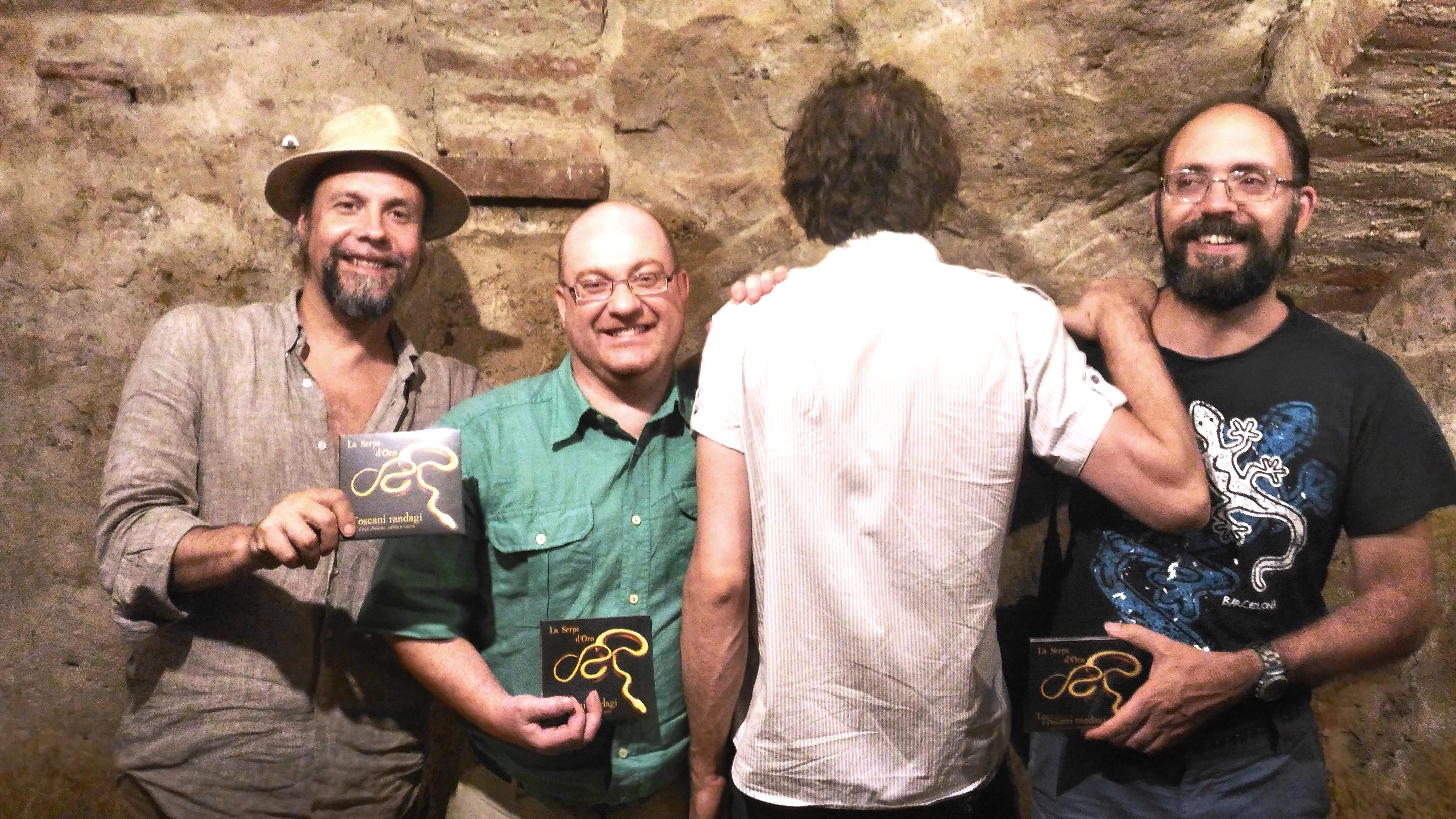 La Serpe d'Oro, 9 luglio 2010